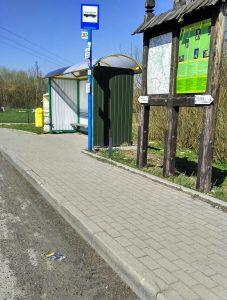 MPK Przystanek w Smardzowicach