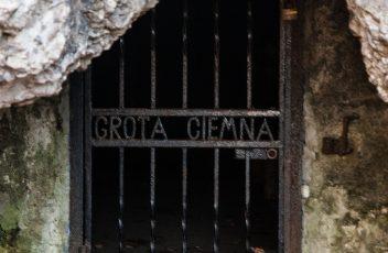 Najstarsze szczątki człowieka w Jaskinie Ciemnej