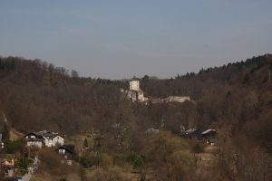 Ociec uSkały - Zamek Kazimierzowski