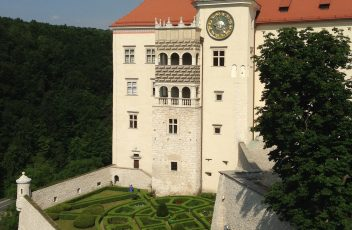 Otwarcie zamku w Pieskowej Skale - kwiecień 2016
