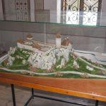 zamek w ojcowie - model