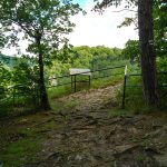 Punkt widokowy - szlak widokowy zielony Ojców