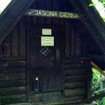 Jaskinia Ciemna, butka Przewodnika