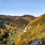 Szlak widokowy, Ojcowski Park Narodowy