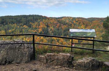 Jesień w Ojcowskim Parku Narodowym